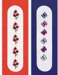 Mini Motif Bookmarks