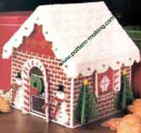 Gingerbread Goodie House