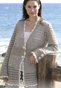 e8bdcb162 Over 150 Free Plus Size Crocheted Patterns at AllCrafts!