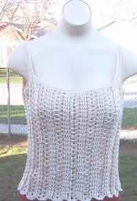 Sweetie Pie Top, can be tank top or otherwise.