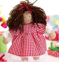 Dolly Mixture Rag Doll