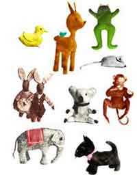 Over 100 Free Stuffed Animal Sewing Patterns At Allcrafts Net