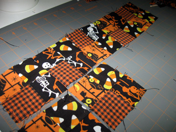 Free Halloween Table Runner Pattern At Www Allcrafts Net